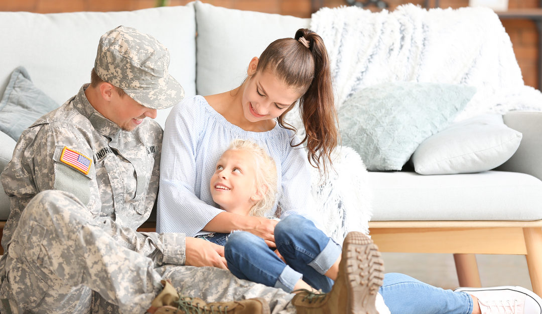 Buy your American Dream with the help of a VA Mortgage!